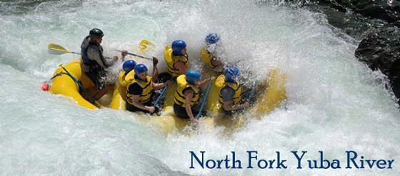 Yuba River Rafting
